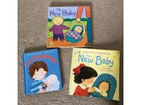 New baby books
