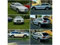 Audi a6. Allroad