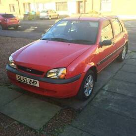 Ford fiesta 42000 miles