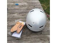 Bmx scooter helmet