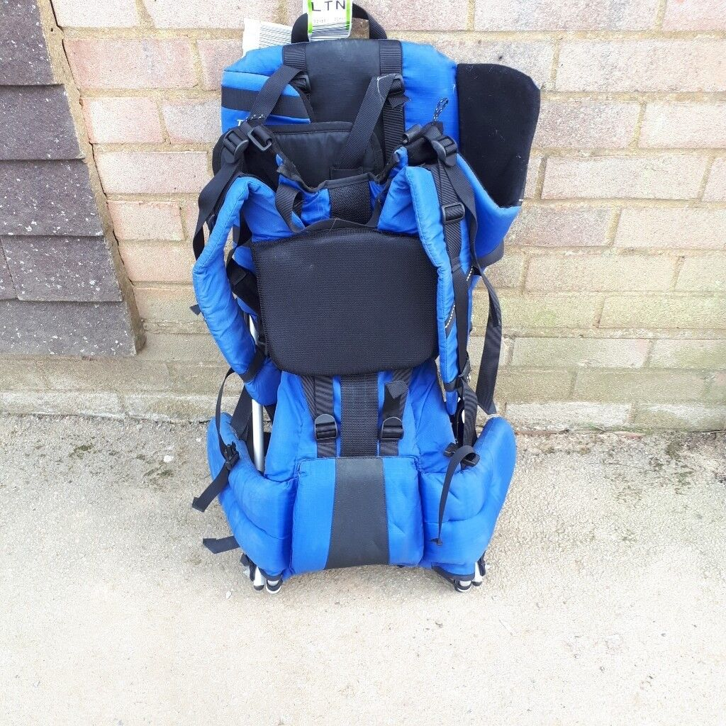 Kelty Kids Trek Child Carrier Backpack Hiking In Wheathampstead