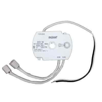 Radiant (Viva VEB82223) 2 Lamp Circline Fluorescent Ballast 22W & 32W 120V 18665