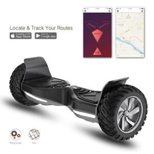 All terrain hoverboards with auto balance and Bluetooth. Best deal for all terrain hoverboards