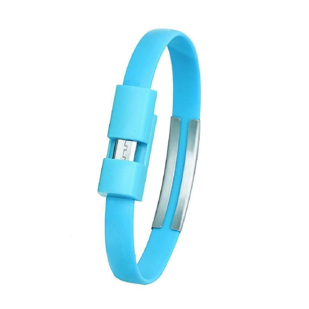 Bracelet Micro USB Charger Cable