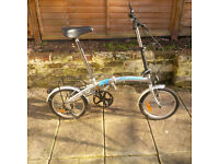 Folding bike - Proteam