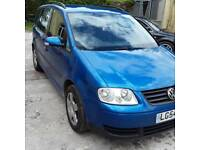 700 ono if sold this week 04 touran 7 seater/van price drop due to time wasters