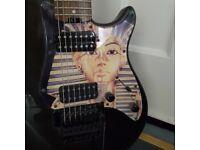 7 String Guitar Peavey Predator Plus TR7