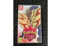 Pokemon shield 🛡 Nintendo switch game