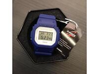 Baby G Classic Blue Watch