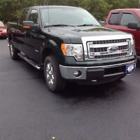 2013 Ford F-150 LUXURY XTR TRIM ALONG WITH THE XLT PACKAGE|3.5 V
