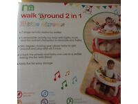 Little circus activity walker