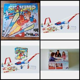 Ski jump family game. Brand new. Perfect for xmas