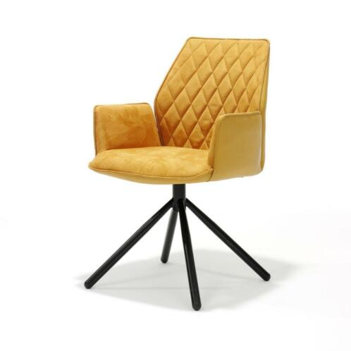Rv Design Eetkamerstoelen.Eetkamerstoel George Rv Design Furnidirect Nl
