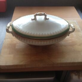 Royal Doulton vegetable tureen with lid.