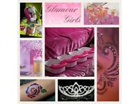 Pamper Parties - offer for 5 children £90