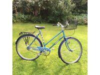 Fully Restored Vintage Raleigh Estelle Ladies Bike
