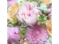 Full Time Florist required in Sevenoaks Kent for a busy retail & wedding florist shop