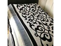 New Luxury Bed Spread Throw Cover Duvet by Tac King Super King Size