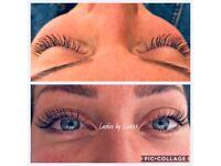 Semi Permanent Individual Eyelash Extensions
