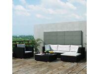 Rattan Patio Set Outdoor Lounge seating Garden Furniture