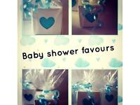 baby shower mini favours