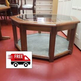 Wooden Coffee table (delivered free)