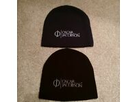 Oscar Jacobson Golf Beanie Hats x 2