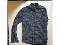 Zara Man Long sleeve Shirt Size M