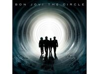 BON JOVI - THE CIRCLE: CD ALBUM (2009)