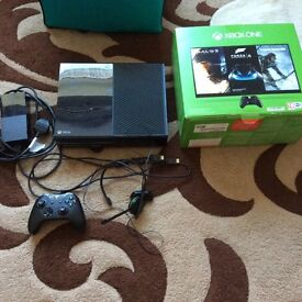 Xbox one console in original box or exchange for PS4
