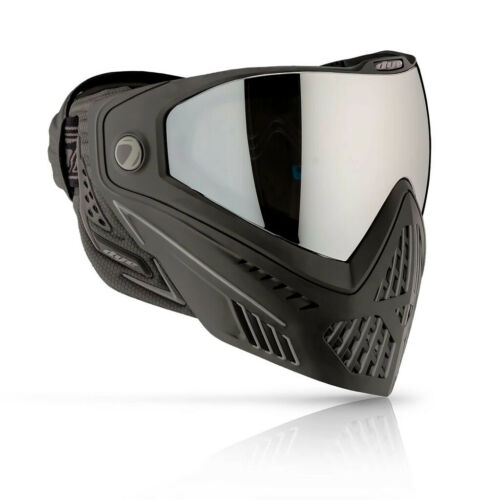 Dye I5 Mask 2.0 - Onyx - Black / Grey- Paintball