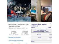 Harry Potter Studios and Hotel