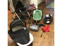 Mamas and Papas Travel System and accessories