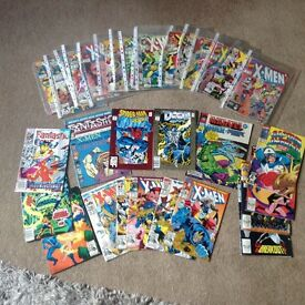 Comic Collection - Marvel, DC, 2000Ad and others