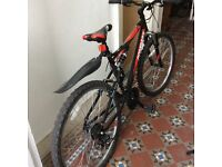 Mountain bike. RRP ~ £130... Only used a couple of times. 55' frame size. Paperwork available