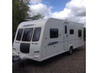 Bailey Pegasus 524 caravan