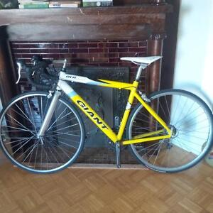 Entry level road bike/commuter bike