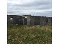 Building plot Caithness Highlands