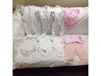 Baby Girl Clothes – 3-6 months – Bundle 3 - Good condition