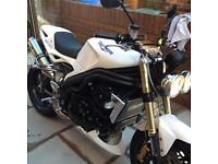 Triumph speed triple 1050, 2006