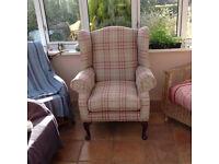 Laura Ashley Denbigh Armchair For Sale