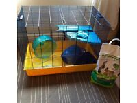 rat cage / ferret cage with accessories £40 ONO