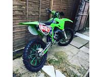 2001 kx 125cc motocross bike not ktm cr yz rm tm