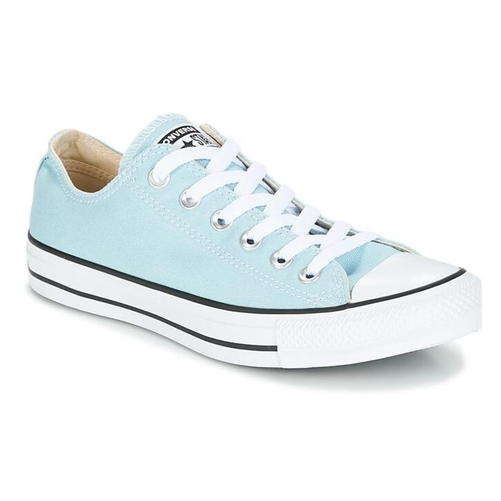 converse sneakers blauw