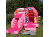 Bouncy Castle Hire, Bexley, Bexleyheath, Sidcup, Welling, Crayford, Woolwich, Eltham from £65