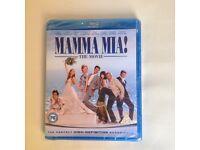 Mamma Mia! (Blue-Ray) disc unopened and still sealed £3