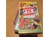 NSPCC children's VHS Tape
