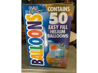 Helium Gas Canister - New