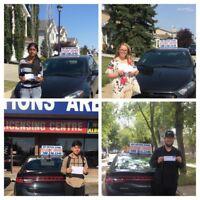 Driving School- Voted Best Driving School in  Edmonton &  Area