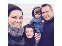 Live-in au pair for friendly French-Danish family in Wimbledon. Looking after 3 & 9 yr old boys